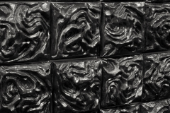 "Transmutation, 6' x 4' x 8"", stone cast"
