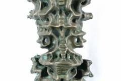 Deity , Cast Bronze
